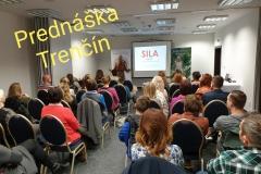 Prednáška Trenčín